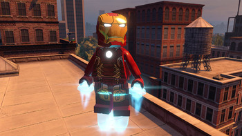 Screenshot4 - LEGO Marvel's Avengers