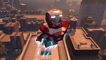 Screenshot5 - LEGO Marvel's Avengers