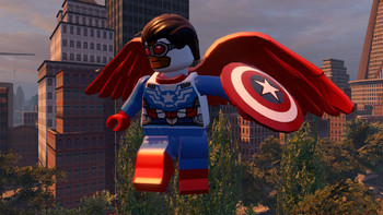 Screenshot6 - LEGO Marvel's Avengers