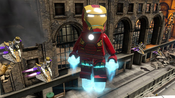 Screenshot8 - LEGO Marvel's Avengers