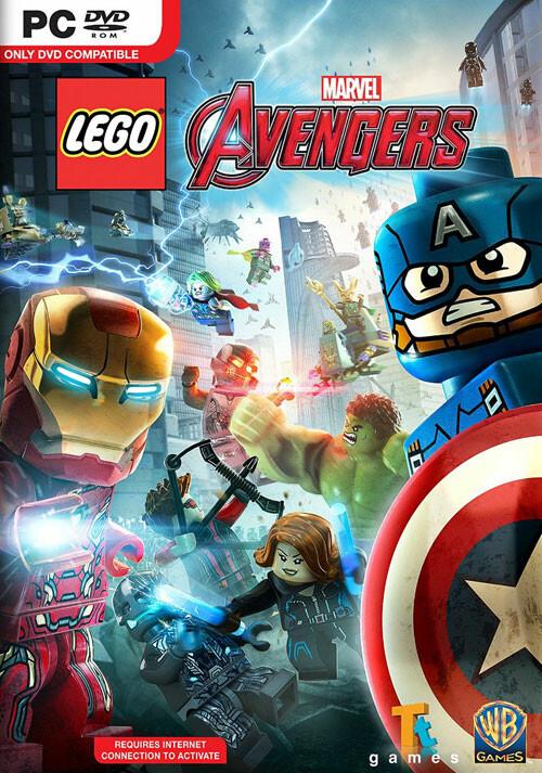 LEGO Marvel's Avengers - Cover / Packshot
