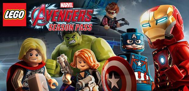 LEGO Marvel's Avengers Season Pass Steam Key for PC - Buy now