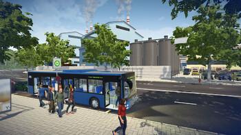 Screenshot1 - Bus Simulator 2016