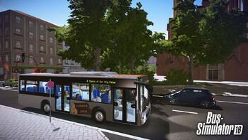 Screenshot1 - Bus Simulator 16: MAN Lion´s City A47 M DLC 1