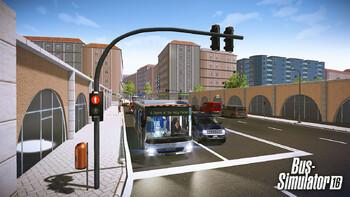 Screenshot2 - Bus Simulator 16: MAN Lion´s City A47 M DLC 1