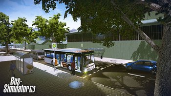 Screenshot4 - Bus Simulator 16: MAN Lion´s City A47 M DLC 1