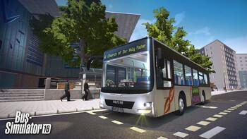 Screenshot6 - Bus Simulator 16: MAN Lion´s City A47 M DLC 1