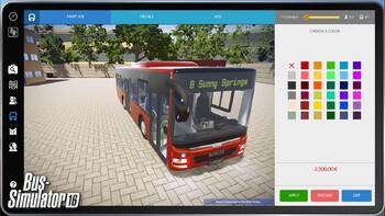Screenshot7 - Bus Simulator 16: MAN Lion´s City A47 M DLC 1