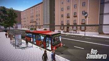 Screenshot9 - Bus Simulator 16: MAN Lion´s City A47 M DLC 1