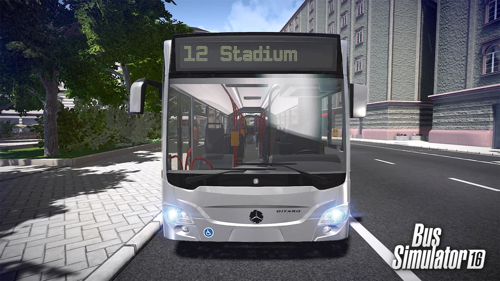 Bus Simulator 16: Mercedes-Benz-Citaro DLC 2 [Steam CD Key] für PC ...