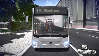 Screenshot6 - Bus Simulator 16: Mercedes-Benz-Citaro DLC 2