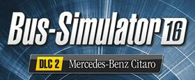 Bus Simulator 16: Mercedes-Benz-Citaro DLC 2