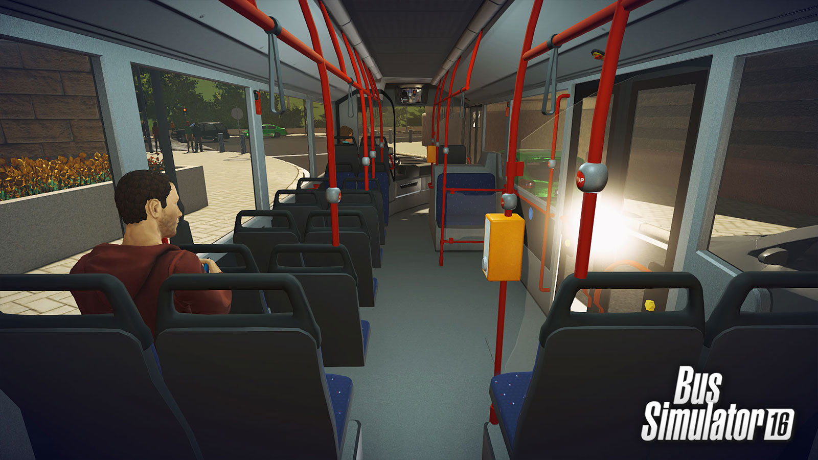 bus simulator 16 mercedes benz citaro dlc 2 steam cd key. Black Bedroom Furniture Sets. Home Design Ideas