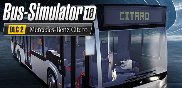 Bus Simulator 16: Mercedes-Benz-Citaro DLC 2 - Cover / Packshot