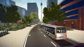 Screenshot16 - Bus Simulator 16: Gold Edition