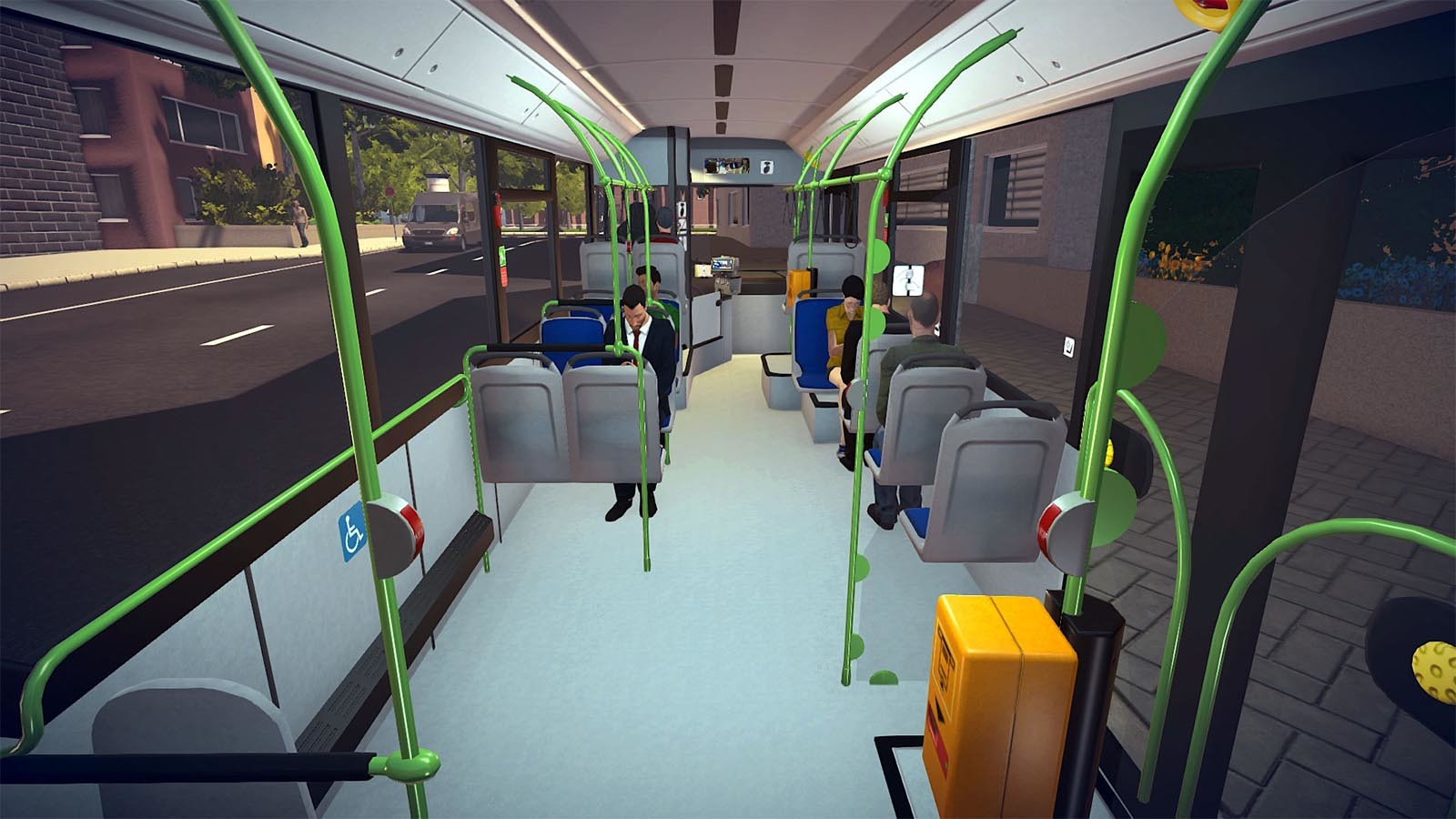 Bus Simulator 16: Gold Edition [Steam CD Key] für PC und Mac online ...