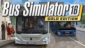 Bus Simulator 16: Gold Edition