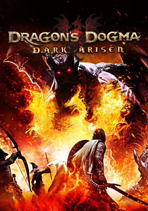 Dragon's Dogma: Dark Arisen - Cover