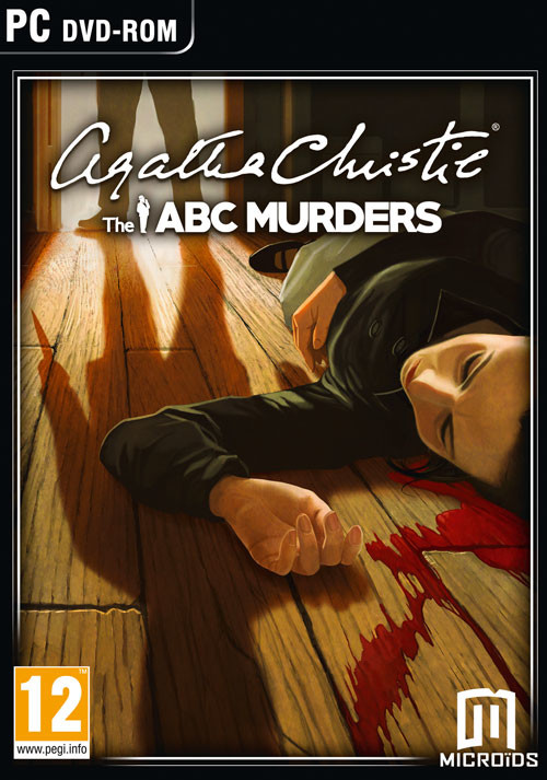 Agatha Christie: The ABC Murders - Cover