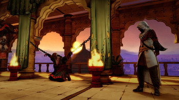 Screenshot6 - Assassin's Creed  Chronicles: India