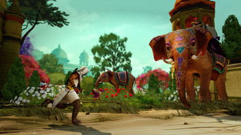Screenshot7 - Assassin's Creed  Chronicles: India