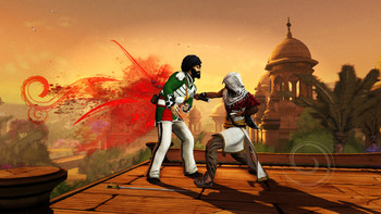 Screenshot11 - Assassin's Creed  Chronicles: India