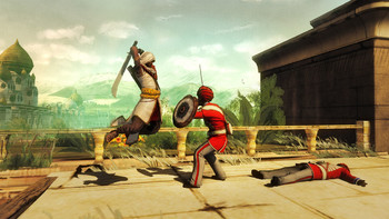 Screenshot8 - Assassin's Creed Chronicles - Trilogy