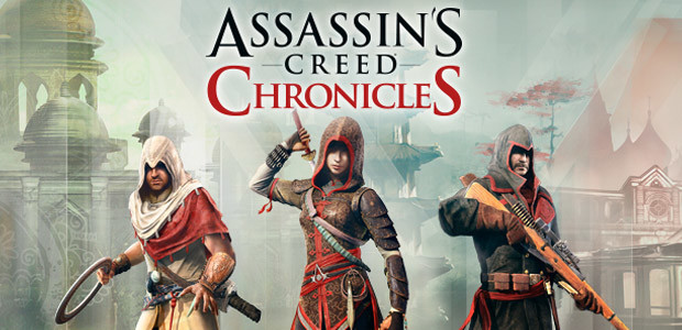Assassin's Creed Chronicles - Trilogy - Cover / Packshot