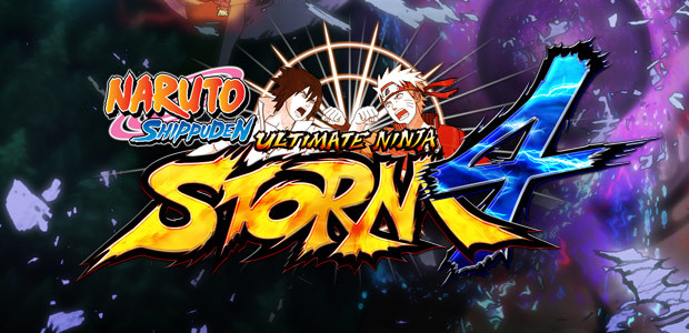 NARUTO SHIPPUDEN: Ultimate Ninja STORM 4 - Cover / Packshot