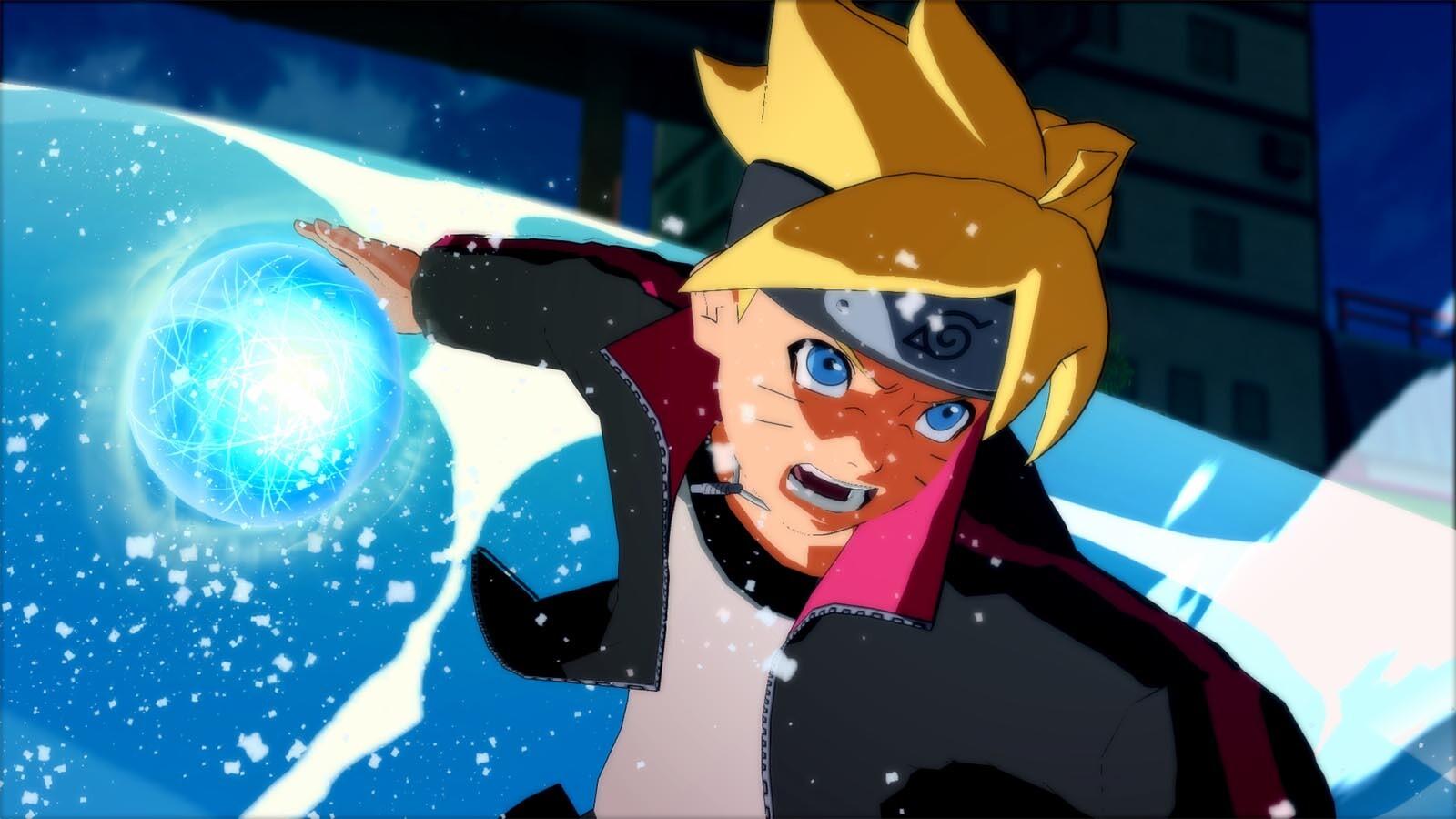 Naruto Shippuden Ultimate Ninja Storm 4 Road To Boruto Cle Cd