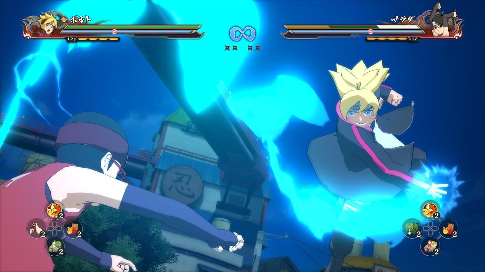 78 Gambar Naruto Shippuden Ultimate Ninja Storm 4 Terlihat Keren