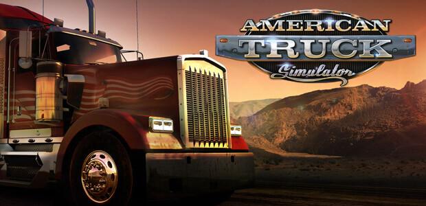 American Truck Simulator - Cover / Packshot