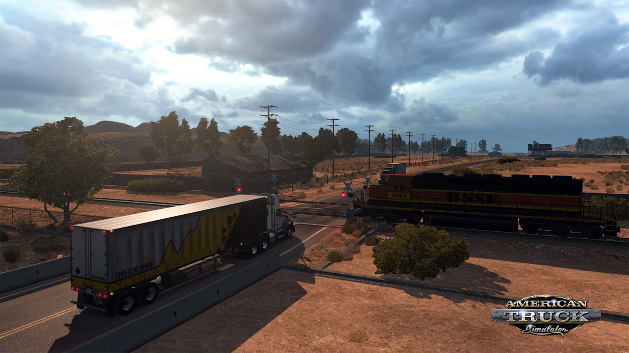 American Truck Simulator [Steam CD Key] for PC, Mac and Linux - Buy now
