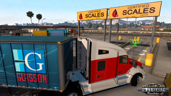 Screenshot1 - American Truck Simulator