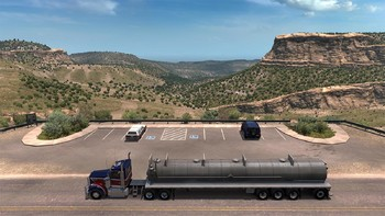 Screenshot1 - American Truck Simulator - New Mexico