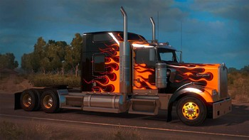 Screenshot10 - American Truck Simulator Gold Edition