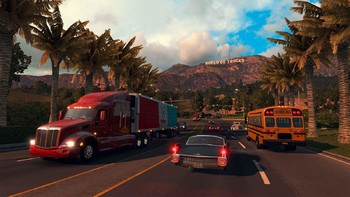Screenshot4 - American Truck Simulator Gold Edition
