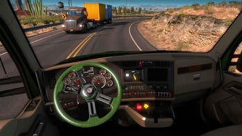 Screenshot5 - American Truck Simulator Gold Edition