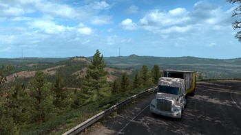 Screenshot1 - American Truck Simulator - Oregon