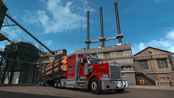 Screenshot2 - American Truck Simulator - Oregon