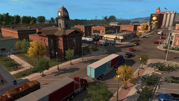Screenshot4 - American Truck Simulator - Oregon