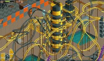 Screenshot2 - RollerCoaster Tycoon: Deluxe