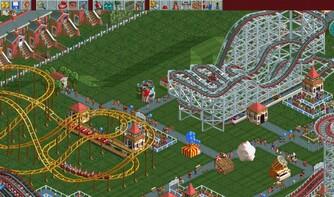 Screenshot3 - RollerCoaster Tycoon: Deluxe