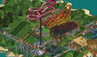 Screenshot4 - RollerCoaster Tycoon: Deluxe