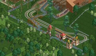 Screenshot5 - RollerCoaster Tycoon: Deluxe