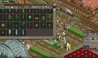 Screenshot6 - RollerCoaster Tycoon: Deluxe