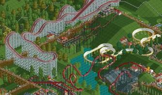 Screenshot8 - RollerCoaster Tycoon: Deluxe