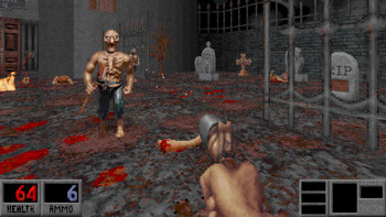 Screenshot3 - Blood: One Unit Whole Blood