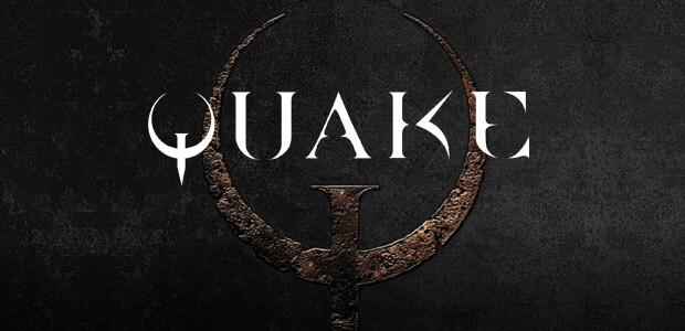 Quake - Cover / Packshot
