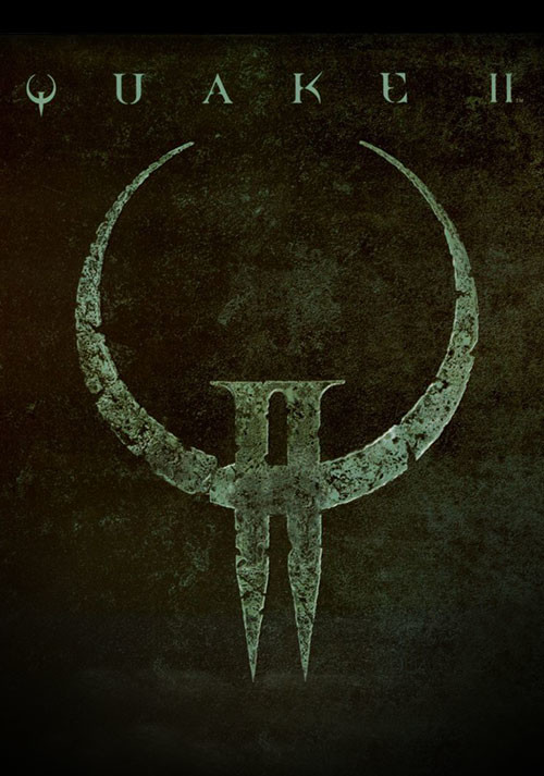 Quake II - Cover